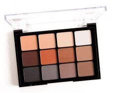 viseart neutral matte palette swatches viseart neutral matte 01 eyeshadow palette review photos swatches