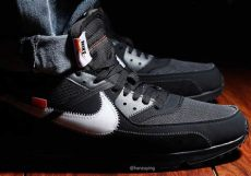 air max 90 off white black white nike air max 90 black official release date sneakernews
