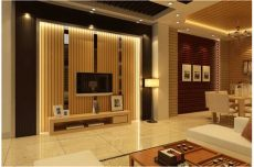 wood wall cladding panels interior china interior decoration soundproof wood plastic composited wpc acoustic wall panel board