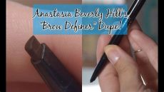 brow definer dupe beverly quot brow definer quot dupe affordable eyebrow pencil