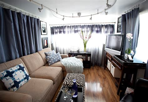 decorating small mobile home living room mobile homes