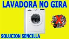 lavadora no gira no arranca no lava solucion sencilla cambio capacitor - Mi Lavadora No Gira Para Lavar