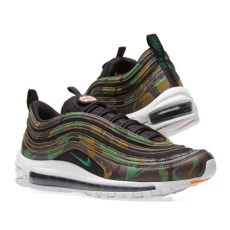 nike air max 97 green camo nike air max 97 country camo umber green earth end