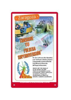 descuentos y promociones parque de atracciones de zaragoza conpekes - Promociones Parque De Atracciones