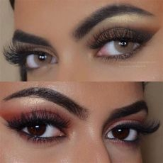solotica ocre on dark eyes fabulous eye color transformation using solotica hidrocor ocre contact lens by rens reehal so