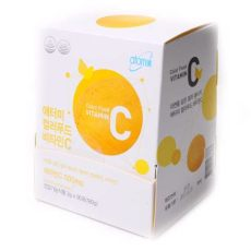 atomy vitamin c halal atomy color food vitamin c 500mg 2g package 2 boxes of 180 packages