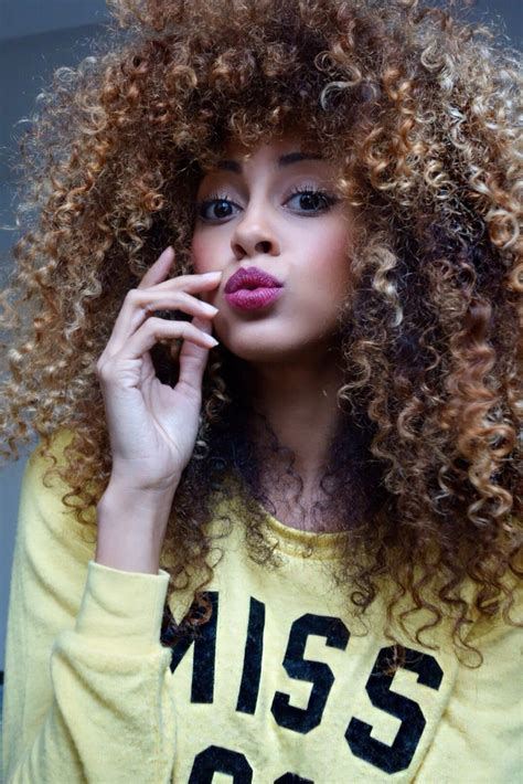 big curly hair boss wash pinterest boss hair