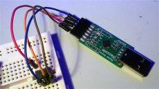 attiny85 usb serial tinypcremote an attiny85 based infrared pc remote nathan chantrell net