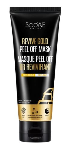 soo ae peel off mask gold review mask for exfoliating soo ae gold peel mask