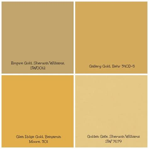7 color crush gold images pinterest contemporary living