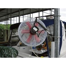vostermans multifan 20in marina misting circulator fan 120 volt model stirjtbdkit - Vostermans Multifan