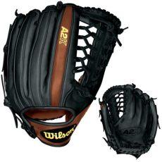 cheap outfield gloves cheapbats wilson a2k baseball glove 12 5 quot outfield wta2k0bbgkp92 329 95