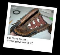 baseball glove padding replacement baseball equipment repairs done right sports equipment repair