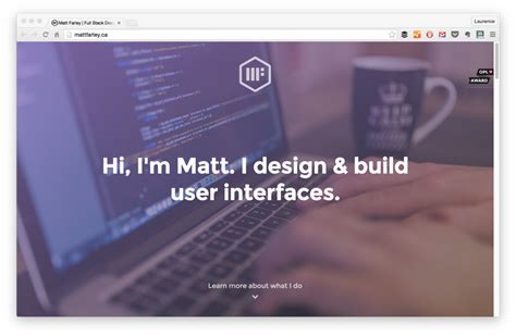 15 web developer portfolios inspire freecodec
