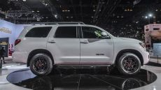 foosites pro sequoia toyota trd pro family adds sequoia and tundra cab autoblog