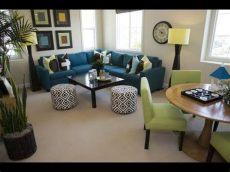 decoracion salas comedores modernos peque 241 os - Salas Y Comedores Modernas Para Espacios Pequenos