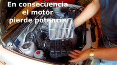 porque mi lavadora pierde fuerza 191 porque mi carro pierde potencia el filtro de aire