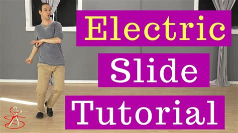 electric slide dance steps 3 variations line dance