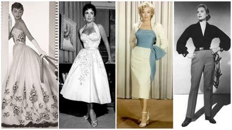 50s fashion women 1950s style trend spotter
