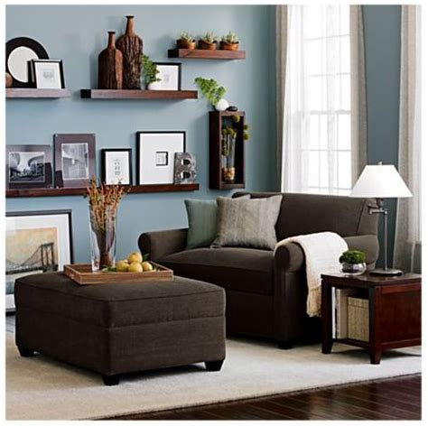 30 accent colors brown couch images pinterest living