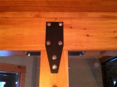 decorative metal brackets for beams custom decorative metal brackets