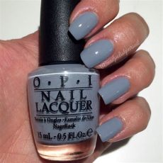 opi 50 shades of gray collection swatches review the polished pursuit - Opi Blue Grey Color
