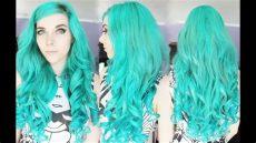 abmattieren mit directions hair like a mermaid haare t 214 nen