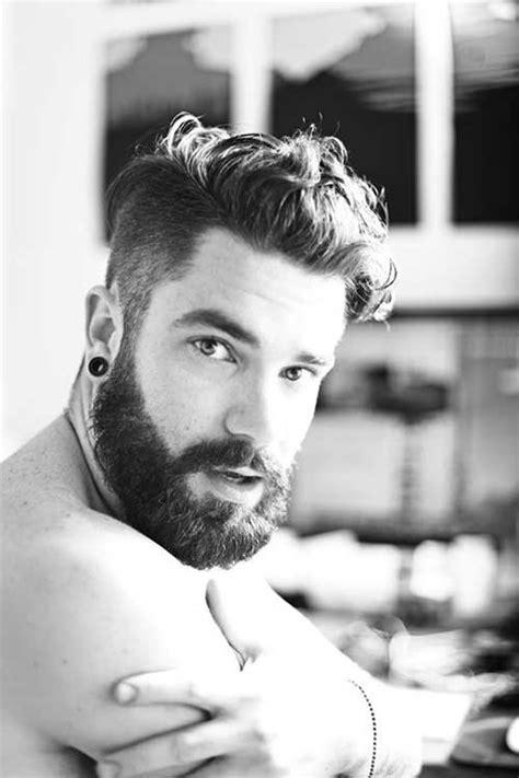 10 thick wavy hairstyles men mens hairstyles haircuts