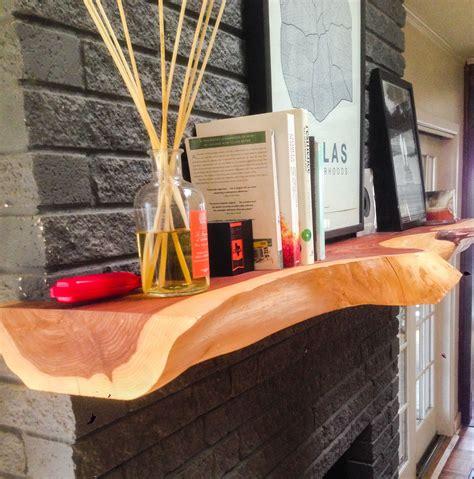 cedar mantle raw slab jacob jbharlan wood