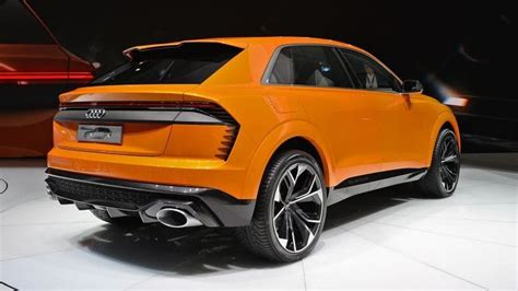 2017 audi q8 sport concept specs performance engine