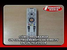 como programar un control universal para tv insignia c 211 mo configurar un remoto directv en un tv lcd o led remotos bahia