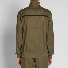 puma x han kjobenhavn jacket x han kjobenhavn track jacket olive end