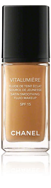 chanel vitalumiere fluide de teint eclat chanel vitalumi 232 re fluide de teint 201 clat 70 beige gt 6 reduziert