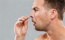 wie nasenhaare entfernen frau nasenhaare entfernen dauerhafte nasenhaarentfernung