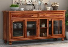 cheap kitchen cabinets online india buy pryce kitchen cabinet teak finish in india in 2020 wooden kitchen cabinets new