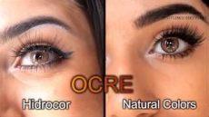 solotica hidrocor ocre vs natural ochre avela colors avela colors clipzui