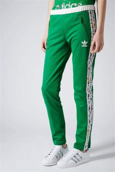 topshop tracksuit bottoms by x adidas originals in green lyst - Green Adidas Tracksuit Bottoms