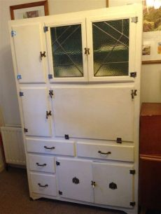 vintage 40s 50s hygena kitchen cabinet kitchenette or larder unit larder unit kitchenette - Vintage Hygena Kitchen Cabinets