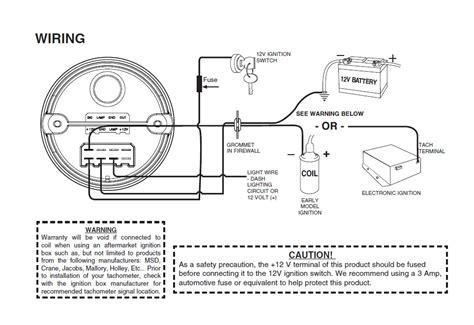 install mopar 3 3 8 dash tachometer black