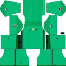 dls 18 kit brazil goalkeeper new dls germany team 2017 18 home away goalkeeper kits urls