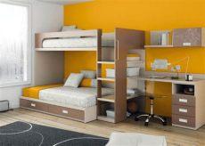 camas literas modernas juveniles tienda dormitorios juveniles decoraci 243 n integral para tu habitaci 243 n literas fijas camas