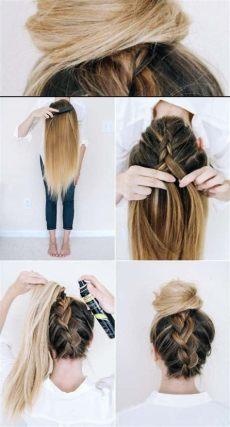silvester frisuren selber machen 7 einfache anleitungen - Rosmarinol Haare Selber Machen