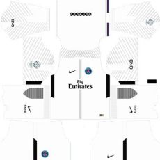 dls 18 kit psg goalkeeper new dls germain team 2017 18 home away third gk kits