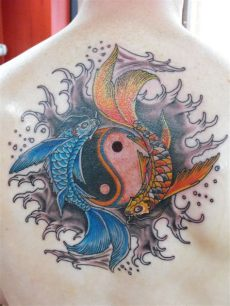 zodiac yin yang dragon tattoos 20 amazing yin yang designs ideas magment