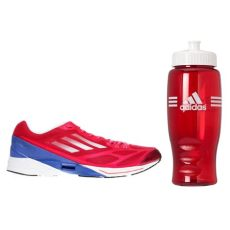 wiggle adidas adizero feather 2 shoes and water bottle racing running shoes - Adidas Water Bottle Shoes