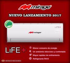 nuevo minisplit mirage 1 5 toneladas 220v env 237 o gratis 8 399 00 en mercado libre - Minisplit 12 Tonelada Mirage