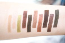 zoeva cafe eye shadow palette review butterfly culture - Zoeva Cafe Palette Swatches