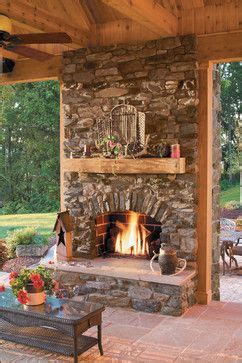 10 fireplace ideas rustic outdoor fireplaces outdoor