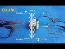 como saber la polaridad de un parlante c 243 mo probar la polaridad transformador c 243 mo probar lo con un multimetro y osciloscopio
