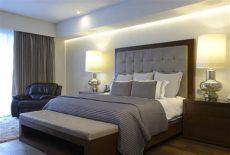 decoracion de recamaras matrimoniales pequenas recamara principal de homify moderno dormitorios interiores de casa y muebles para recamara